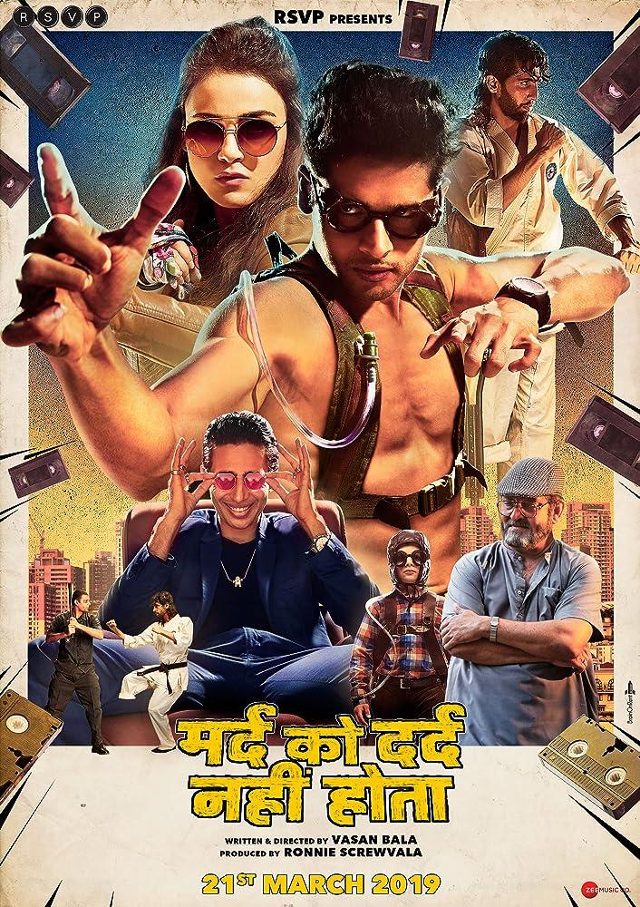 Mard Ko Dard Nahi Hota (2019) Hindi 720p HDRip x264 1.2GB