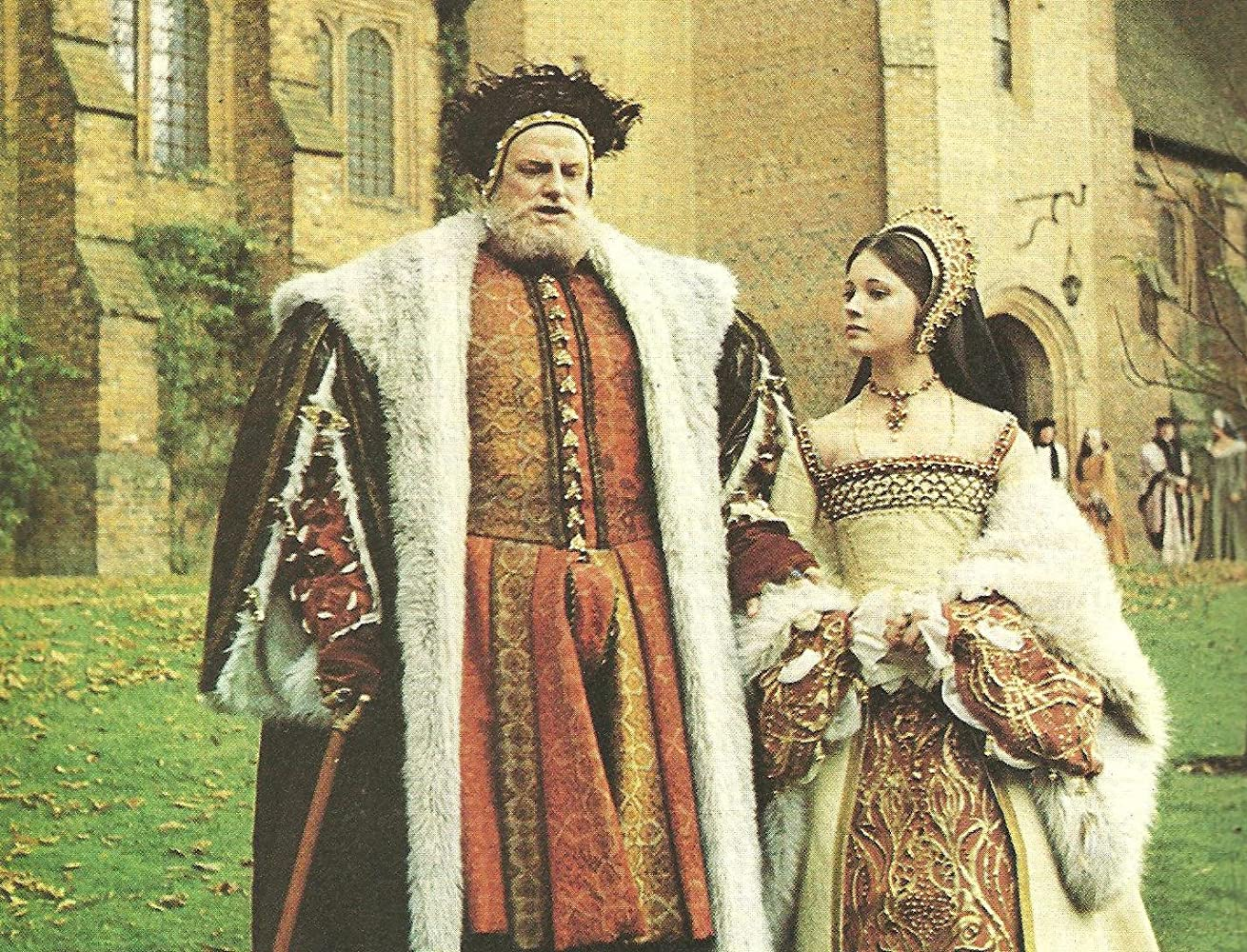 Henry VIII And His Six Wives 1972
