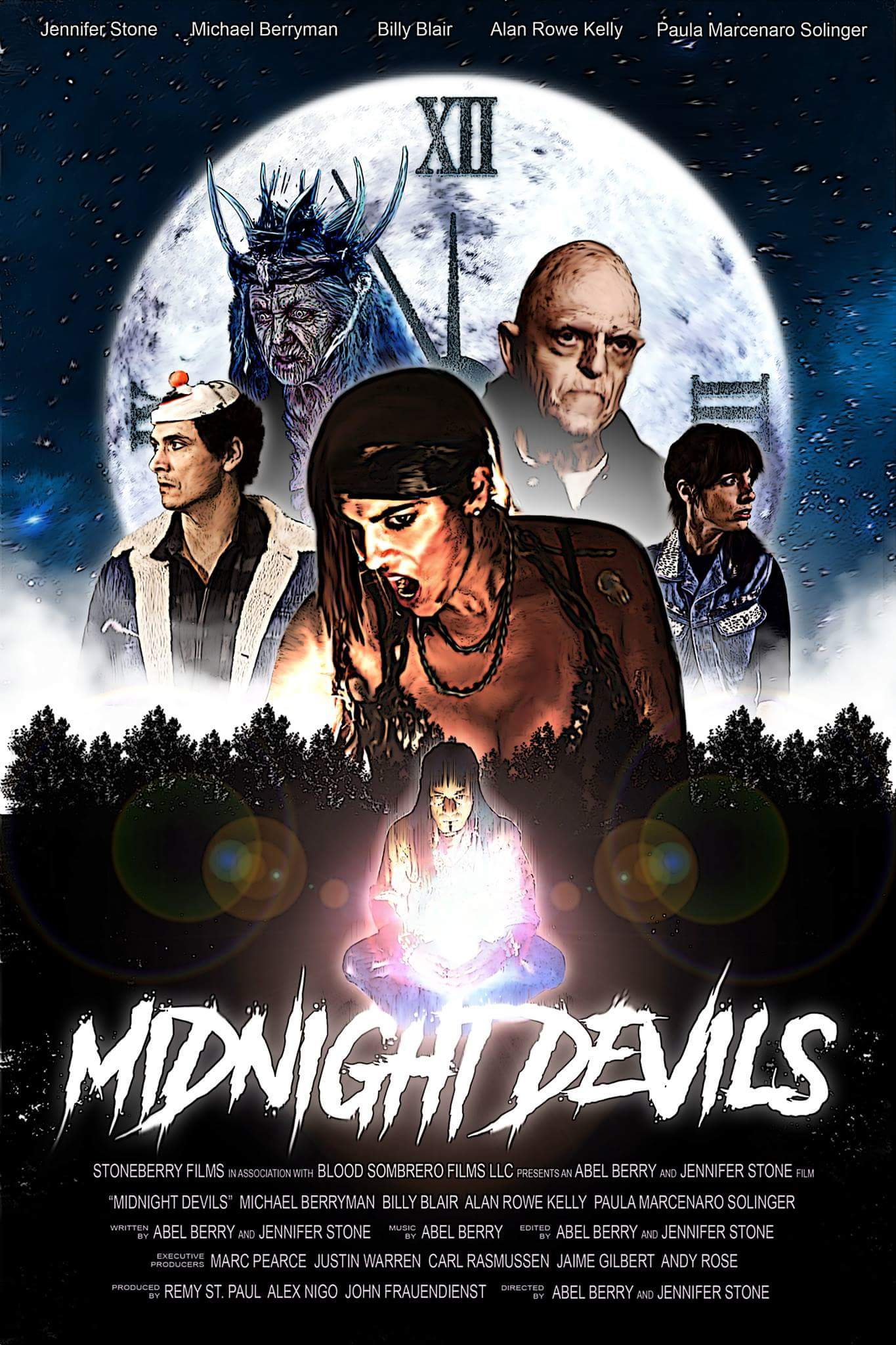 Midnight Devils Screen Shot 1