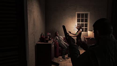 Mafia III: The World Of New Bordeaux 2: Rackets (Portuguese)