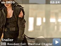 imdb resident evil the final chapter