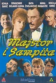 Majstor i Sampita Poster