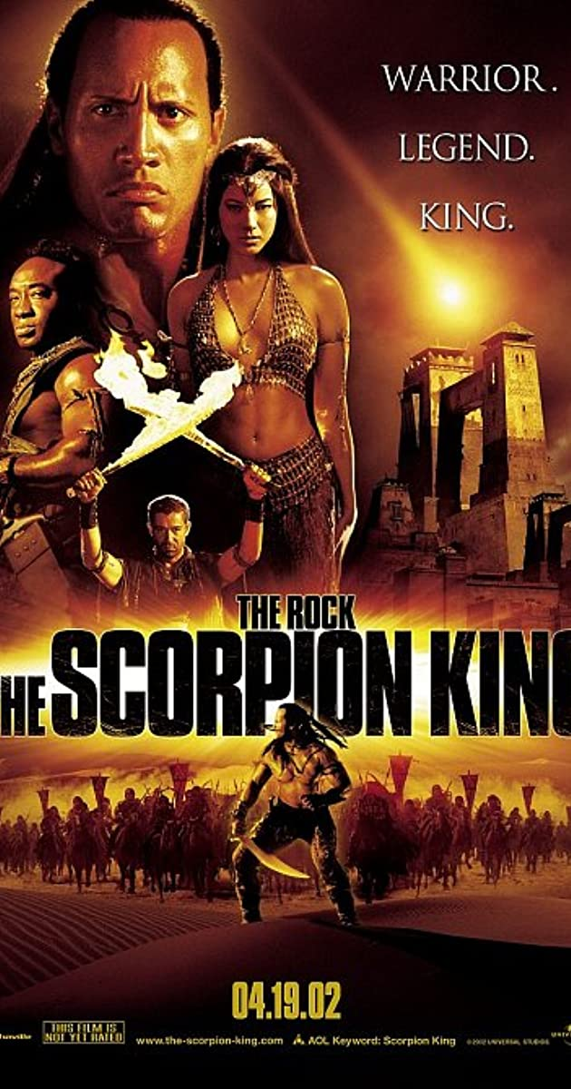 The Scorpion King (2002) - IMDb