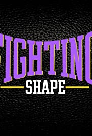 Fighting Shape Poster
