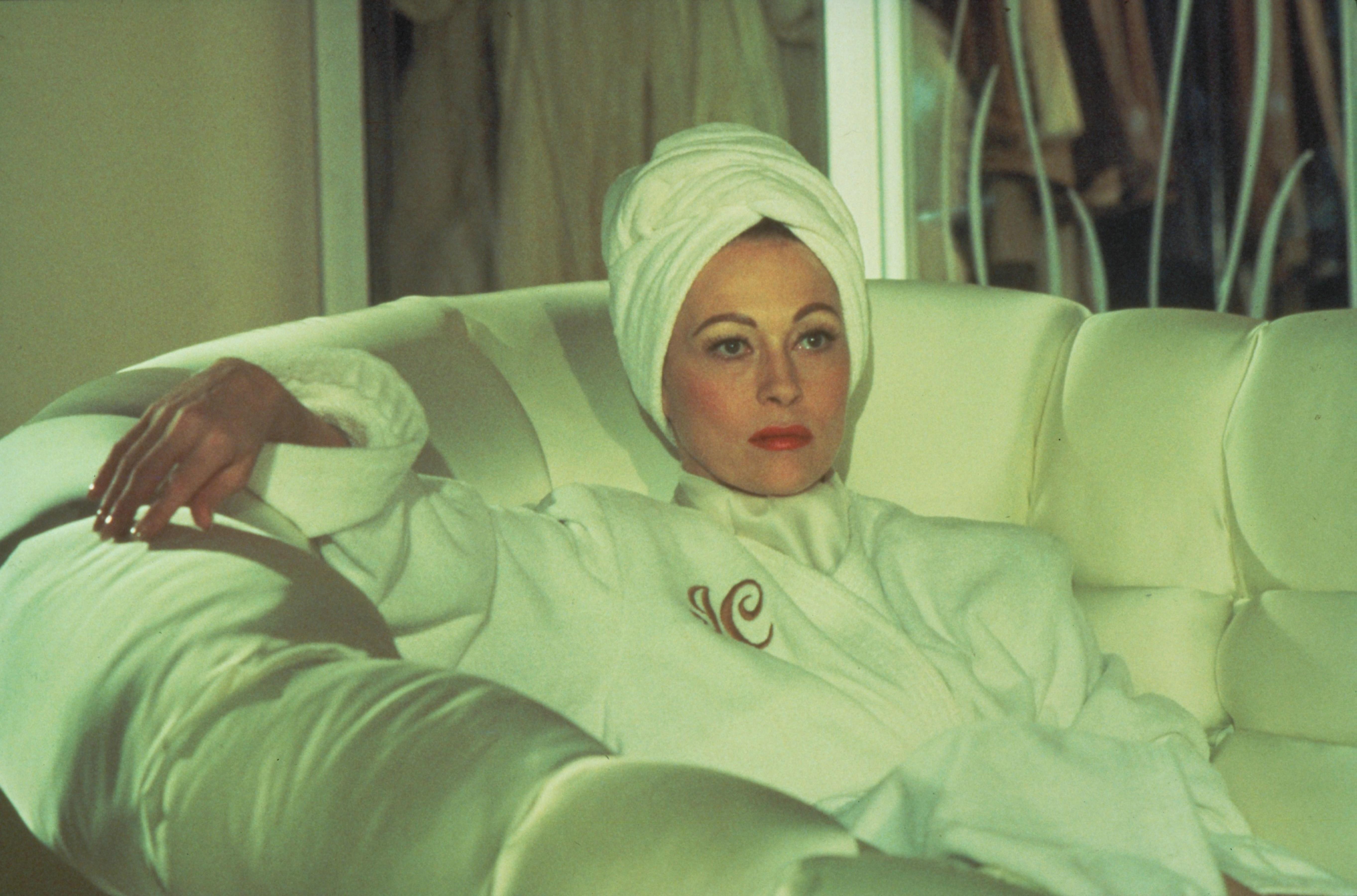 Faye Dunaway in Mommie Dearest (1981)