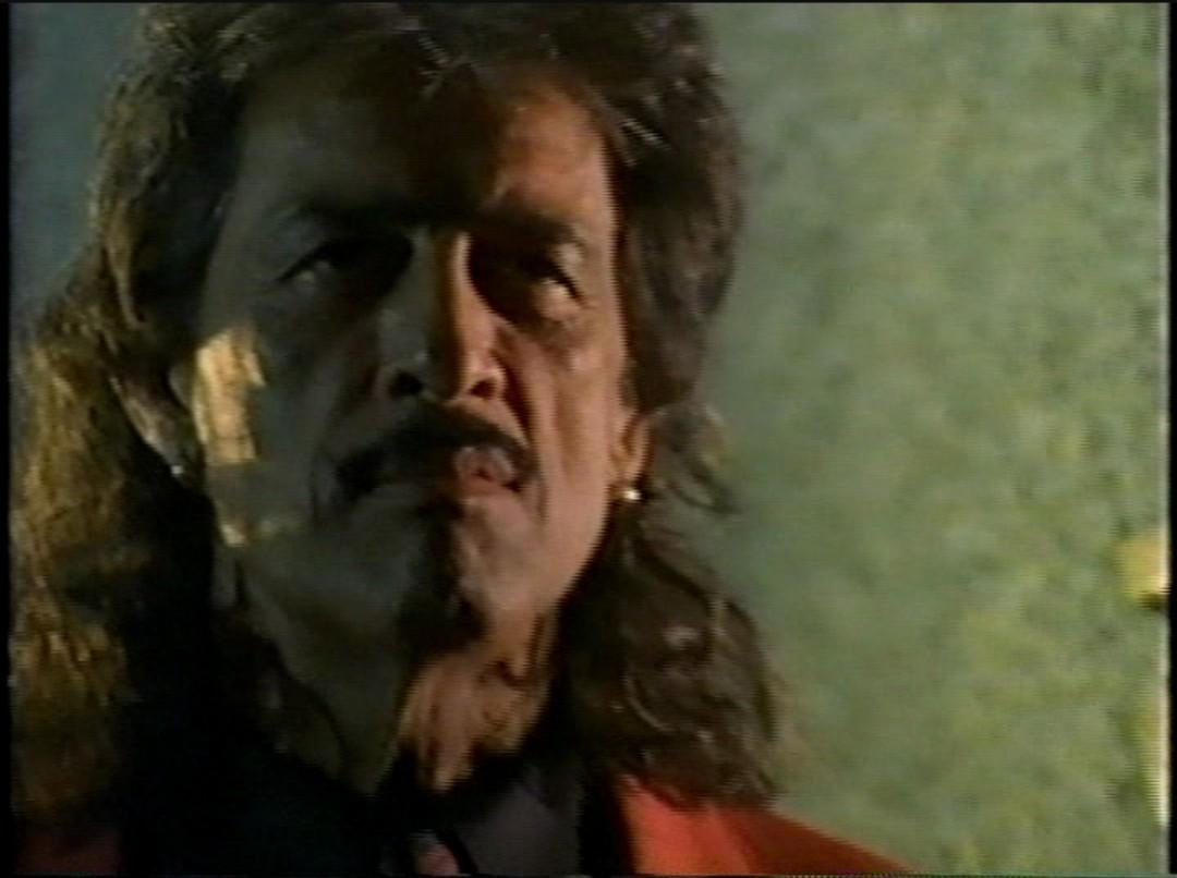 Jorge Luke in Venganza sangrienta (1996)