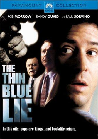 Paul Sorvino, Rob Morrow, and Randy Quaid in The Thin Blue Lie (2000)