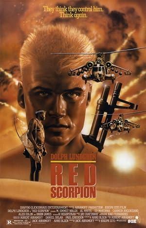 Where to stream Red Scorpion
