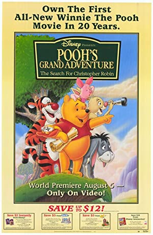 Poohs Grand Adventure: The Search for Christopher Robin