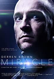 Derren Brown: Miracle Poster