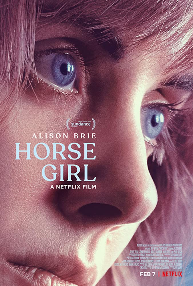 Alison Brie in Horse Girl (2020)