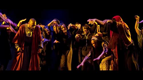 Revival! is hybrid of every film idiom: Broadway musical, Hollywood musical, animation, green screen technology, and sound stage. Revival is the hippest experience of The Gospel the world has yet seen.