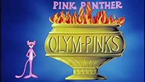 Friz Freleng Pink Panther in the Olym-pinks Movie