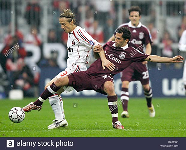 Quarter Final Fc Bayern Munich Vs Ac Milan 2007