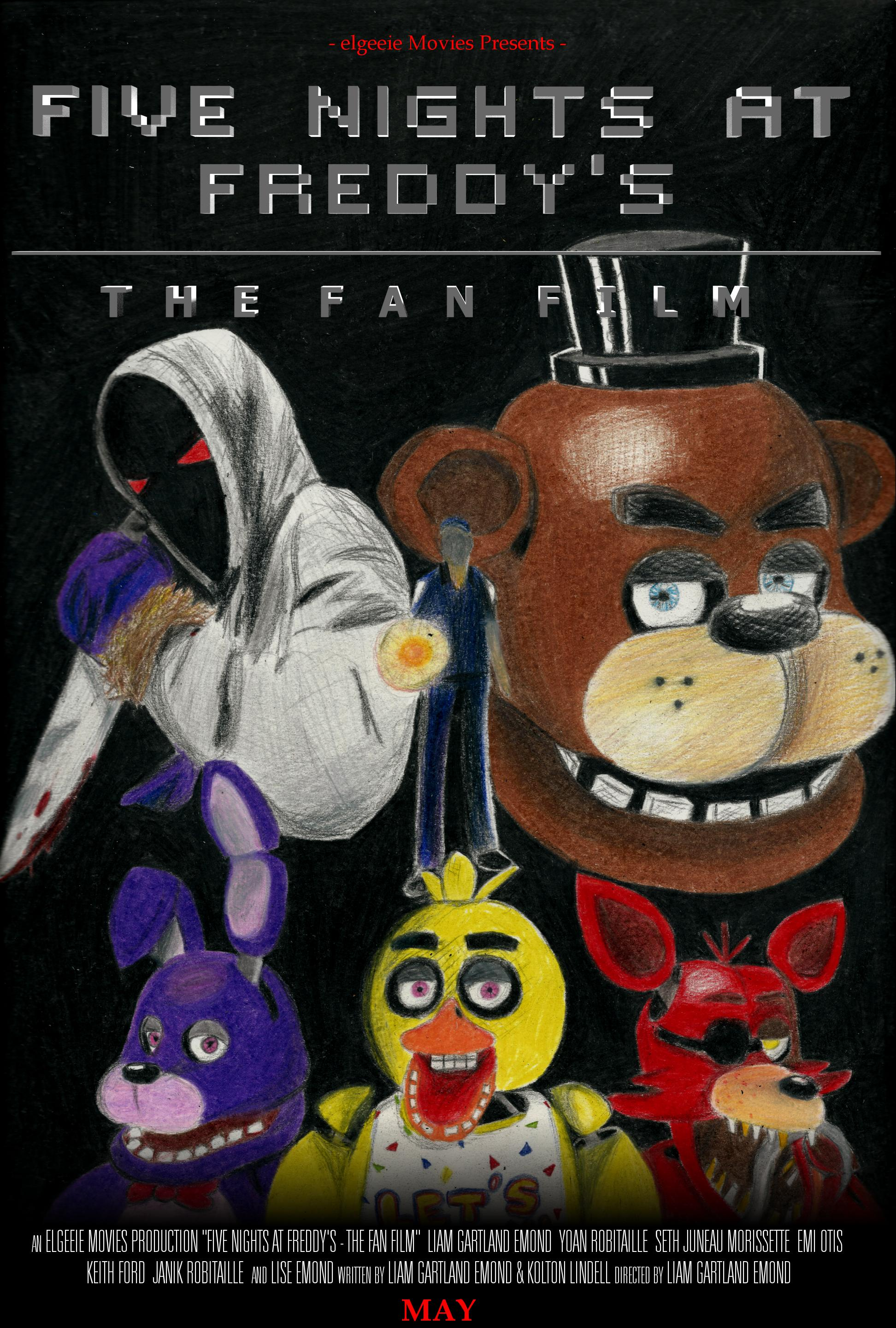 five nights at freddy s the fan film 2016 imdb