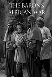 The Baron's African War Poster