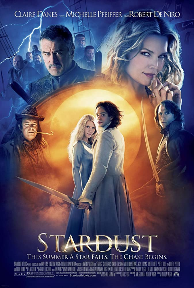 Stardust (2007) Dual Audio Hindi 400MB BluRay 480p ESubs
