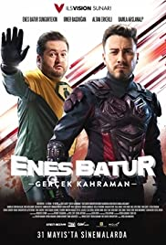 Enes Batur Gerçek Kahraman Poster