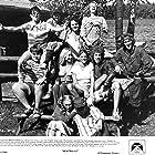 Bill Murray, Matt Craven, Jack Blum, Norma Dell'Agnese, Russ Banham, Kristine DeBell, Cindy Girling, Todd Hoffman, Keith Knight, Margot Pinvidic, and Sarah Torgov in Meatballs (1979)
