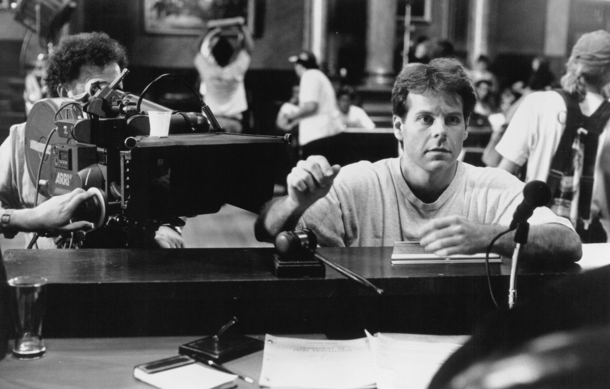 John Fortenberry in Jury Duty (1995)