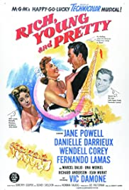 Rich, Young and Pretty(1951) Poster - Movie Forum, Cast, Reviews