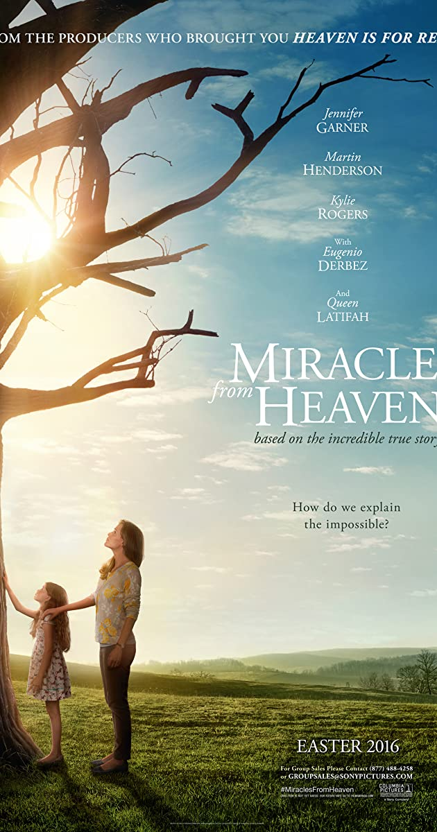 Miracles from Heaven (2016) - IMDb