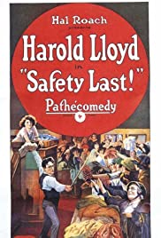 Safety Last! Poster