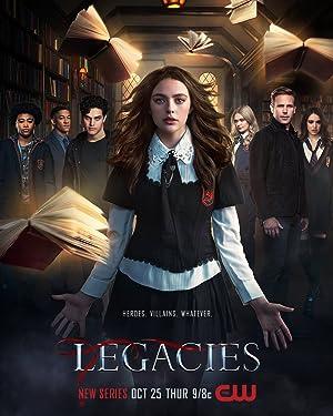 Legacies S02E01 (2019)