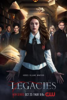 Legacies (2018-)
