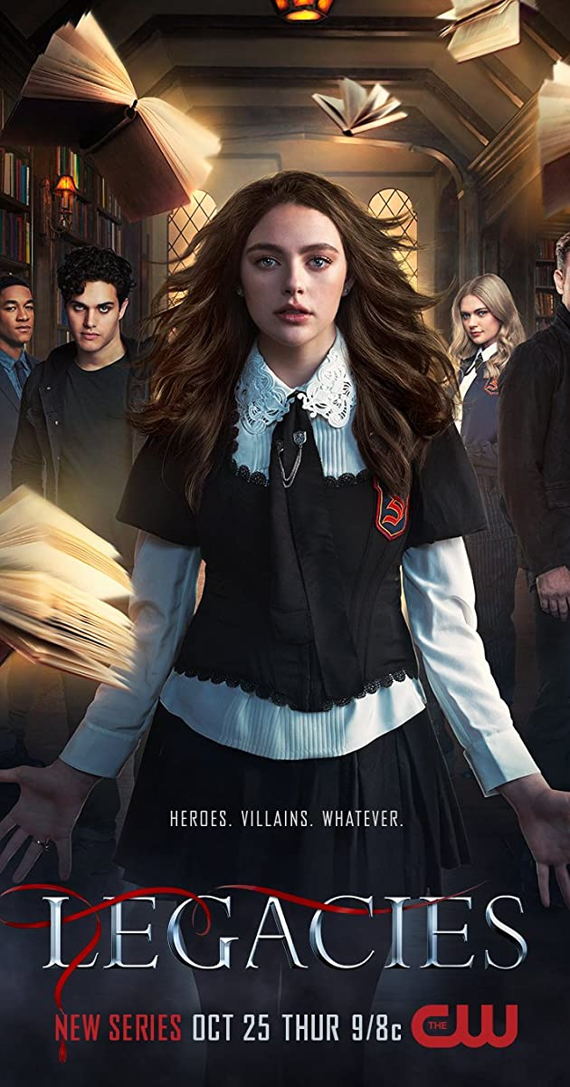 reputable site f847b e1566 Legacies (2018) - News - IMDb