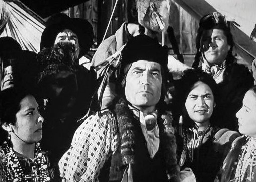 Chief Thundercloud in Badman's Territory (1946)