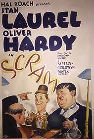 Scram! (1932) Poster - Movie Forum, Cast, Reviews