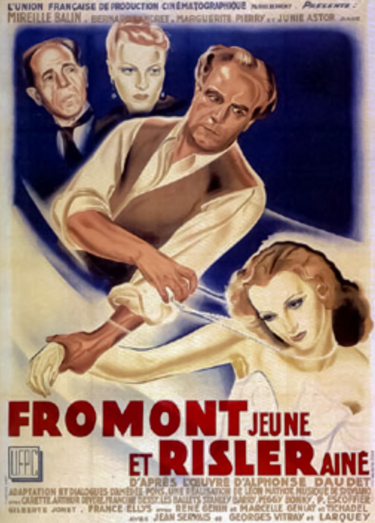 Fromont jeune et Risler aîné (1941)