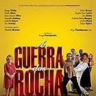 Ludmila Dayer in A Guerra dos Rocha (2008)