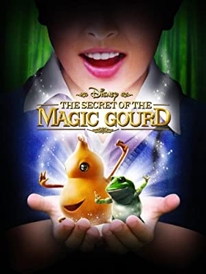 Peisi Chen The Secret of the Magic Gourd Movie