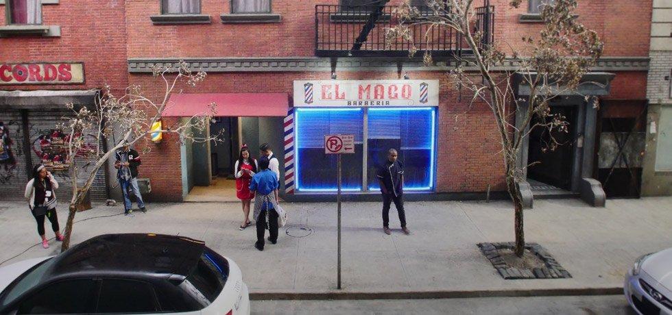 La Barberia (2018)