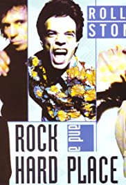 The Rolling Stones: Rock and a Hard Place Poster