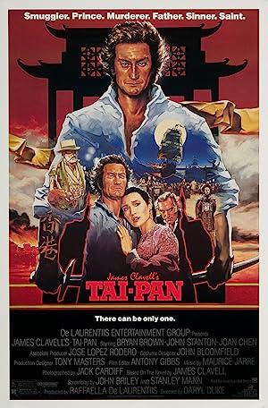 Joan Chen Tai-Pan Movie