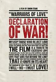 Kärlekens krigare Poster