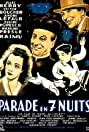Parade en 7 nuits (1941) Poster