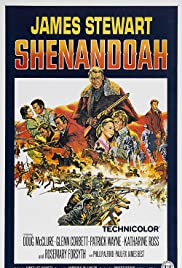 Shenandoah (1965) Poster - Movie Forum, Cast, Reviews