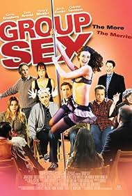 Tom Arnold, Henry Winkler, Kym Whitley, Rob Benedict, Greg Grunberg, Odette Annable, and Josh Cooke in Group Sex (2010)