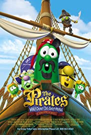 The Pirates Who Don't Do Anything: A VeggieTales Movie (2008) 1080p