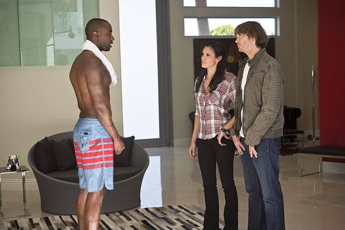 Dawan Owens in NCIS: Los Angeles