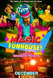 Magic Funhouse! Poster