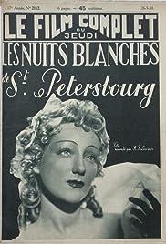 Les nuits blanches de Saint-Pétersbourg Poster