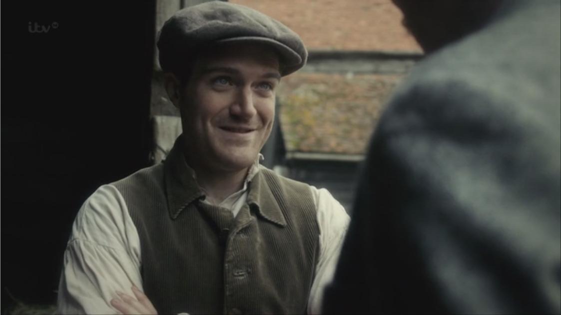 Ciarán Owens in Arthur & George (2015)