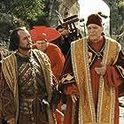 Oleg Basilashvili and Andrey Panin in Yady, ili vsemirnaya istoriya otravleniy (2001)