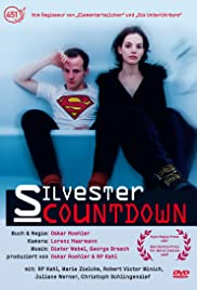 Silvester Countdown Poster