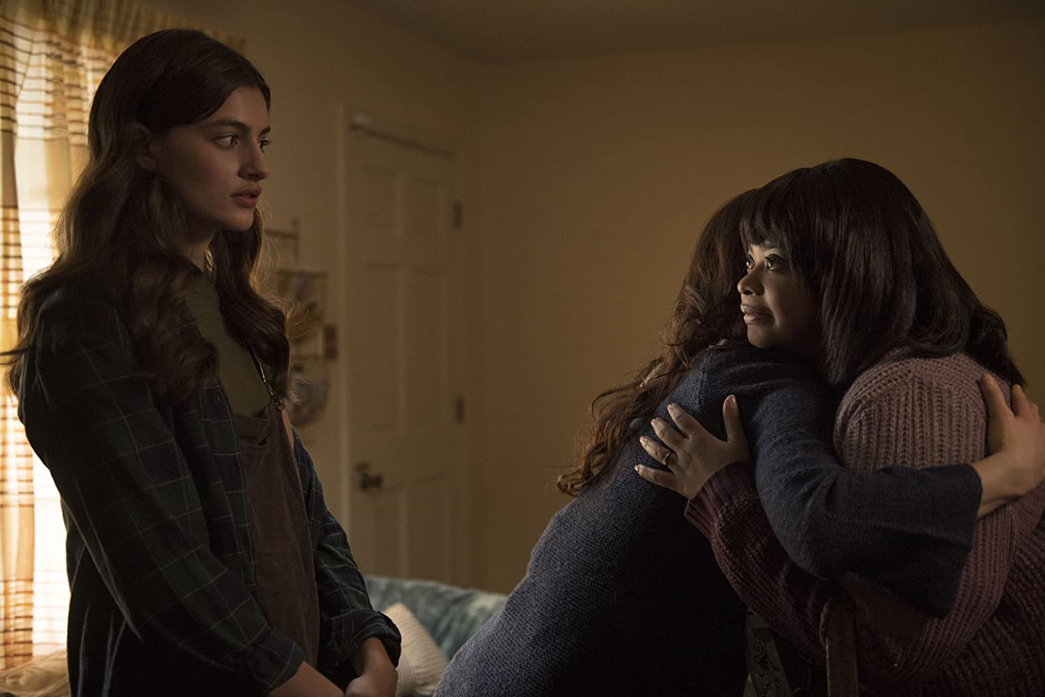 Juliette Lewis, Octavia Spencer, and Diana Silvers in Ma (2019)
